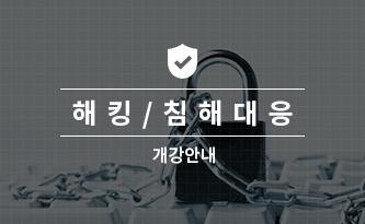 해킹/침해대응